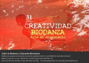 BIODANZA CREATIVIDAD